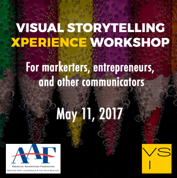 Visual Storytelling Xperience Workshop