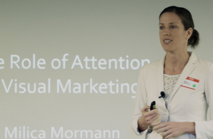 Milica Mormann at Visual Storytelling Summit 2016