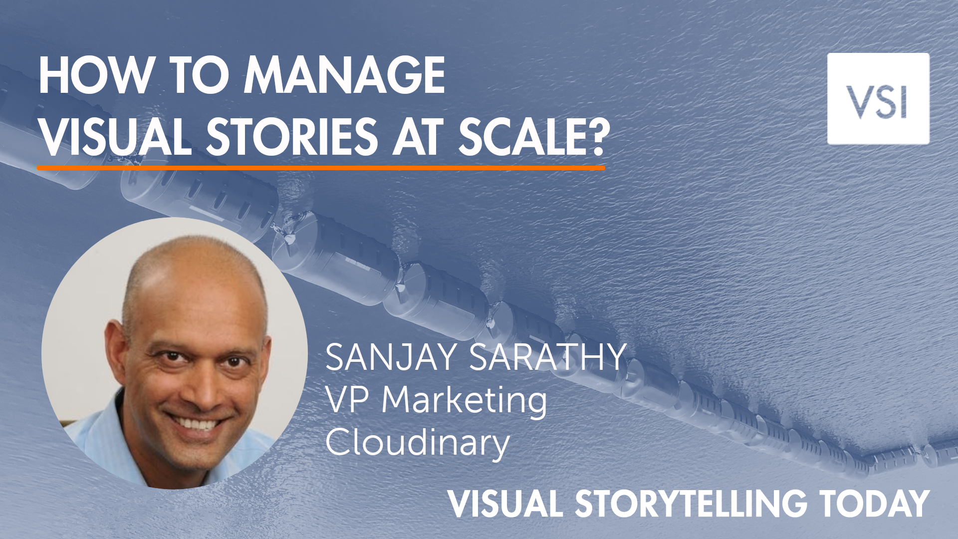 How to Manage Visual Stories at Scale?