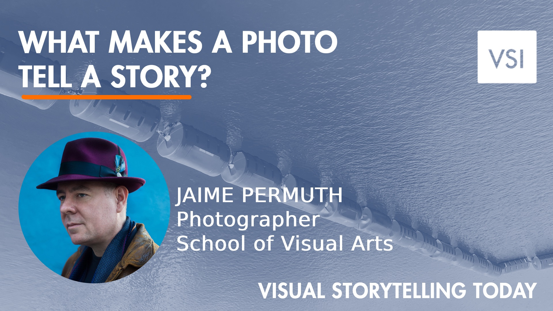 What makes a photo tell a story? Guest: Jaime Permuth - Visual Storytelling Today show