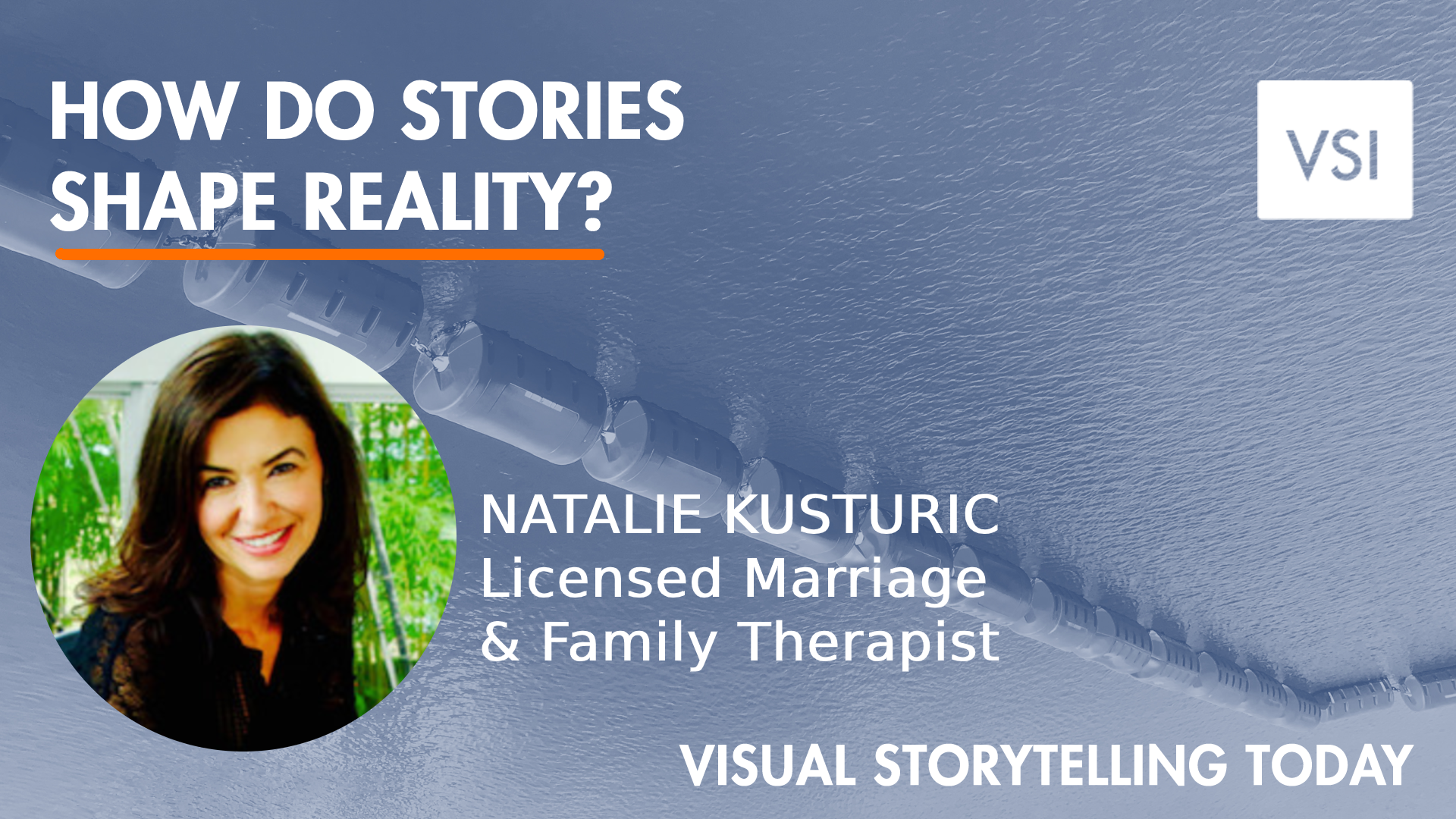 How to tell visual stories like a media company? Guest: Stephanie PaterikNatalie Kusturic - Visual Storytelling Today podcast