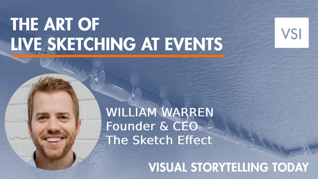 The Art of Live Sketching at Events