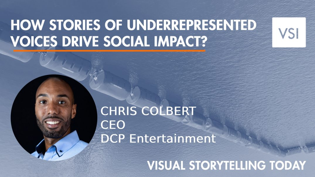 How stories of underrepresented voices drive social impact?