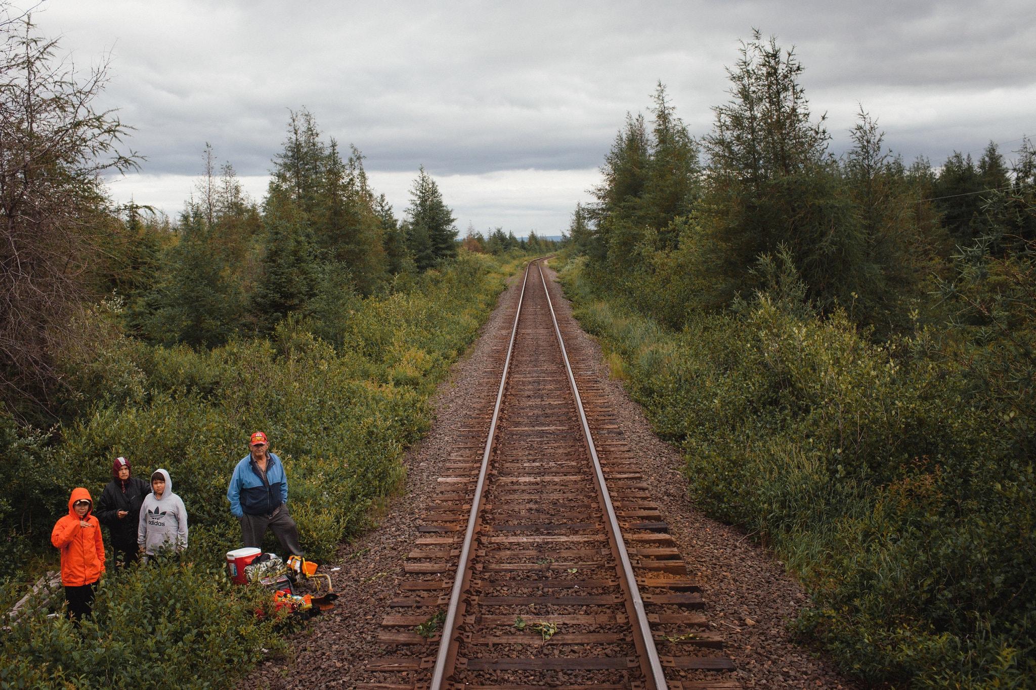 Tshiuetin Railroad Canada (Source: New York Times)