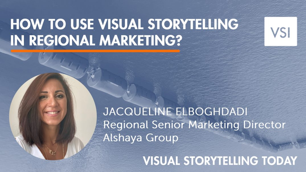 How to use visual storytelling in regional marketing?