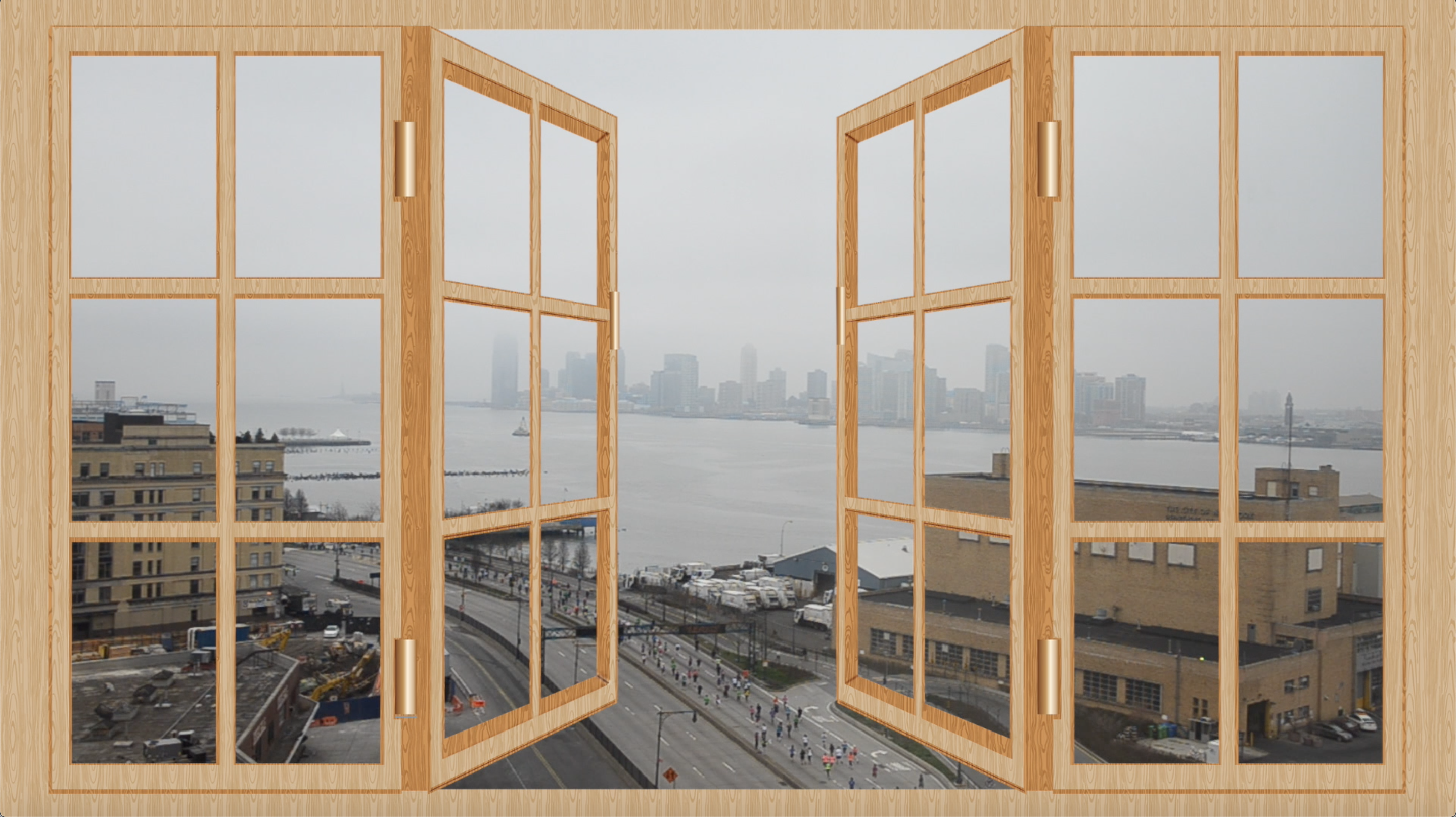 Hudson River - from VSI's AmbientWindow collection