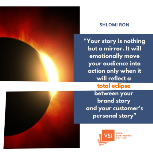 Your story is like a mirror
