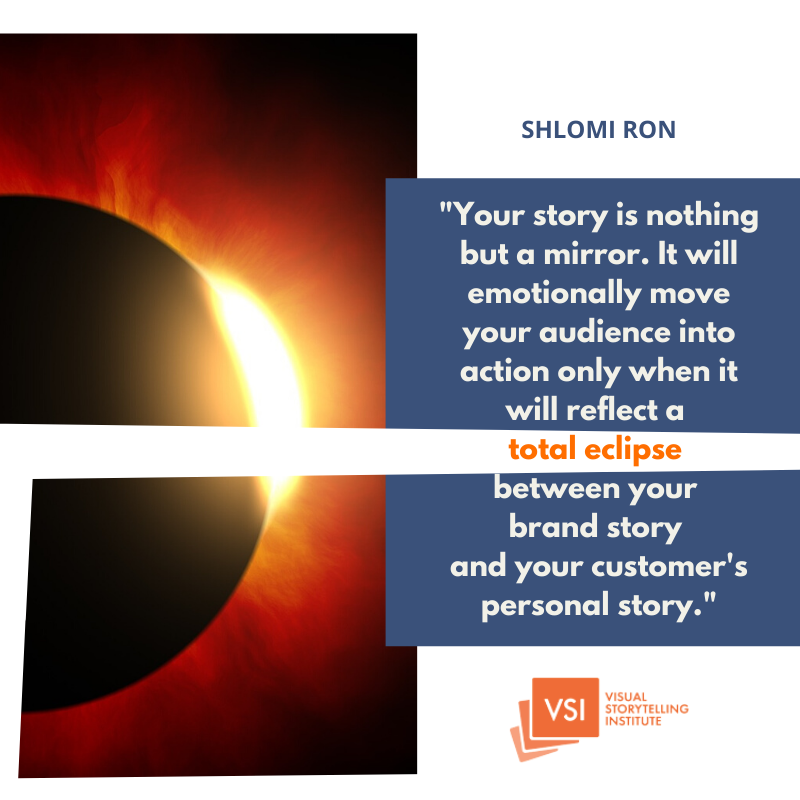 Your story is nothing but a mirror.