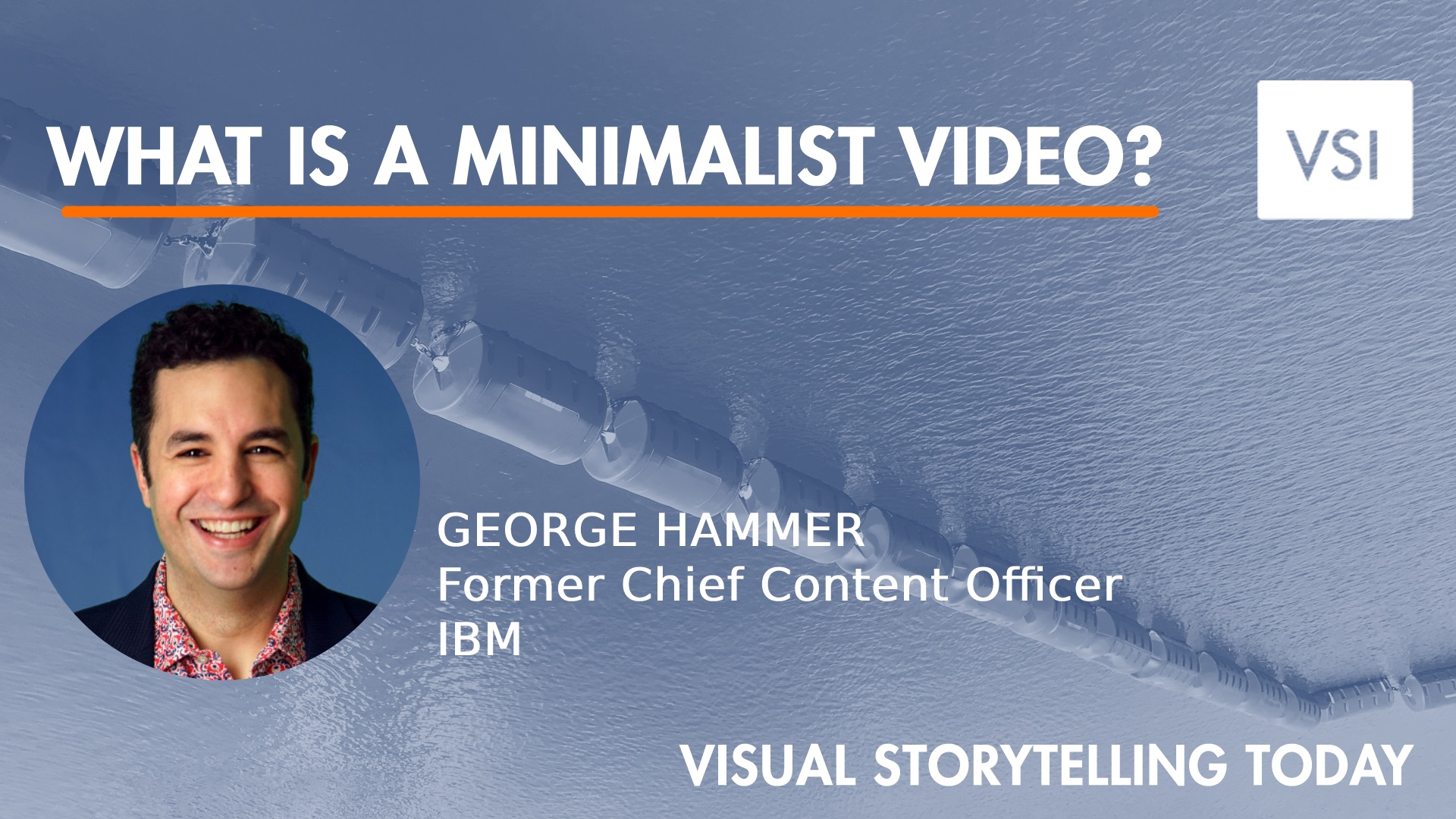 What is minimalist video?
